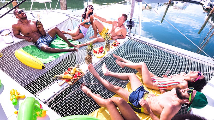 Imprescindibles para tu viaje en barco
