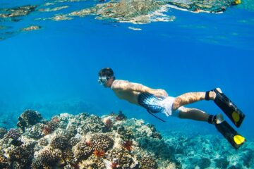 Snorkeling Ibiza