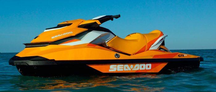 Sea Doo GTI SE PolyTec Hull