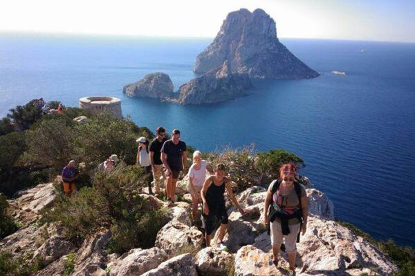 Rutas de senderismo en Ibiza