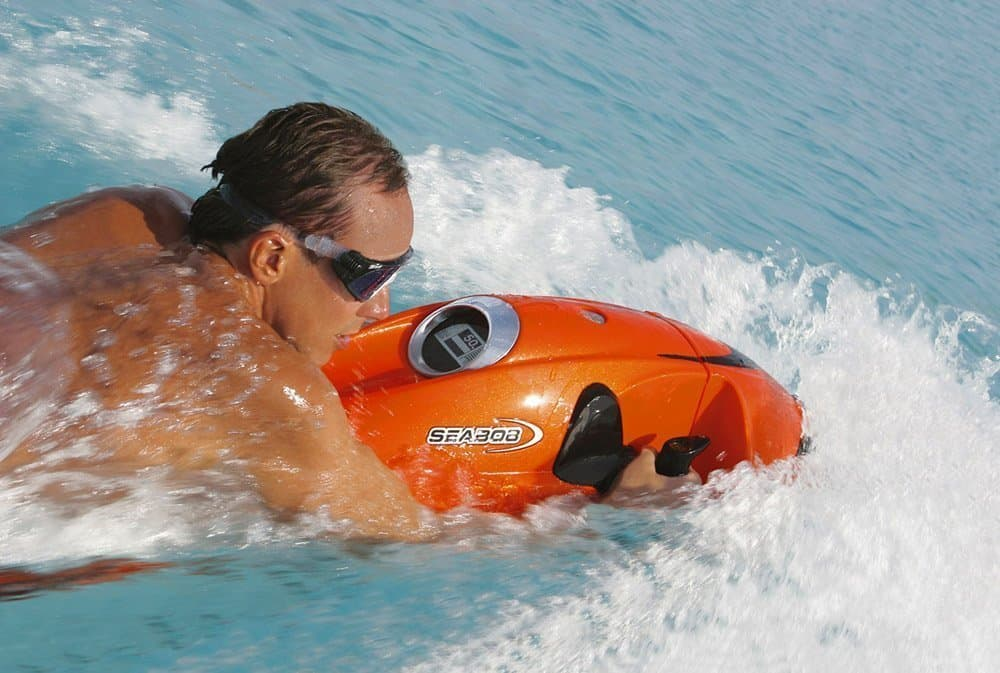 Sea scooter water scooter diving scooter SEABOB