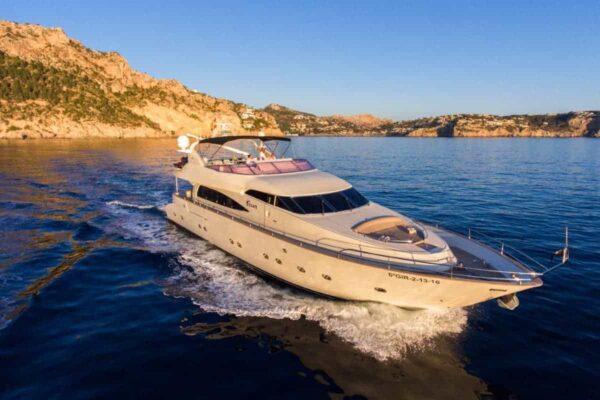 Seraph – Bilgin Yachts