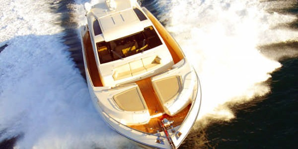Yate Dalla Pieta  Ibiza navegando