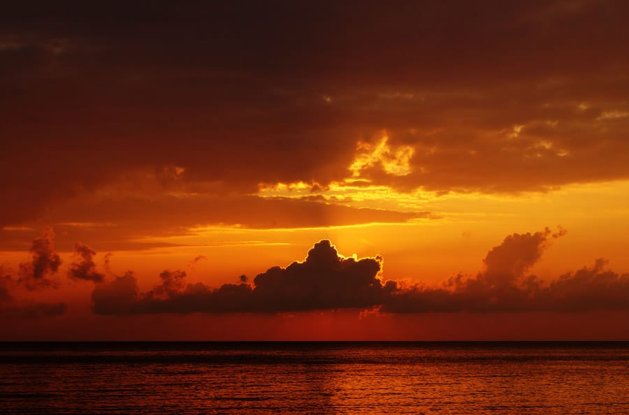 puesta sol ibiza