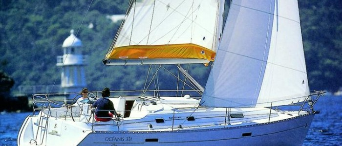 beneteau oceanis clipper large
