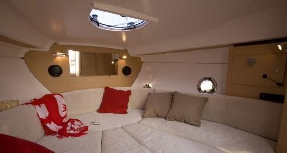 camarote proa salon convertible en dormitorio