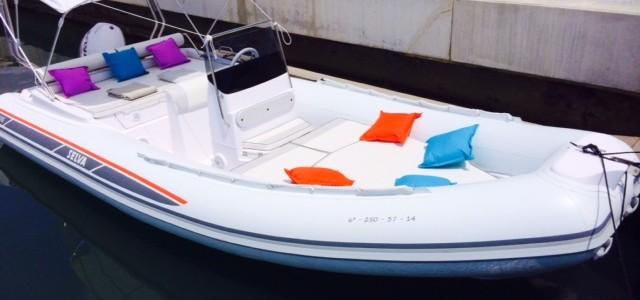 ibiza boat charter selva
