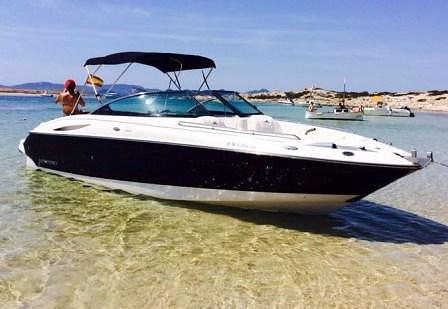 """Monterey 278 SSX """"La Fiesta"""""""