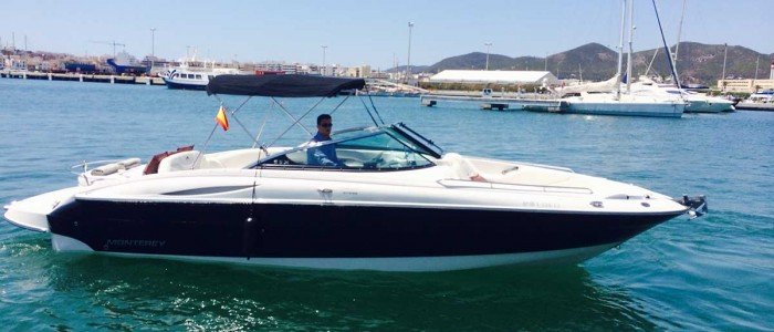 ibiza boat rental mg