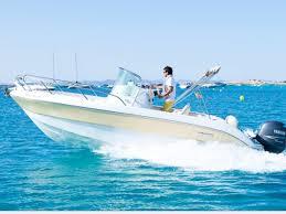 key largo 22 barco alquiler ibiza