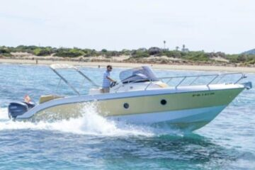 Lancha Sessa Key Largo 30