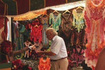 mercadillo hippie Ibiza