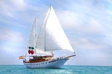 Pacha 67 Sail Boat