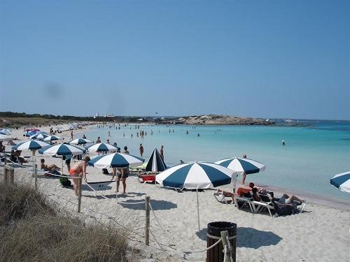 playa del Espalmador