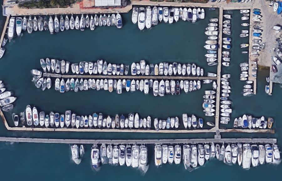 rutas en barco por ibiza