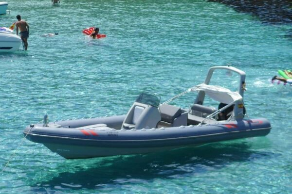Lancha neumática Sea Rib S 760 Lux