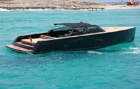 van ducht alquiler barco ibiza